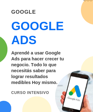 Google Ads Intensive Ads